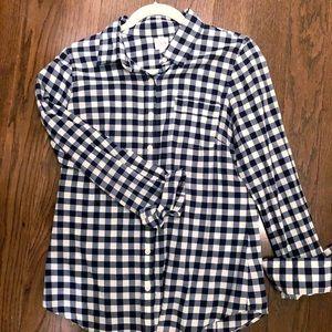 J. Crew Perfect Shirt
